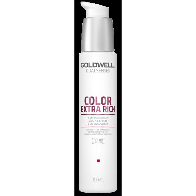 GW Серум 6 ефекта за боядисана и изтощена коса Dualsenses 100мл