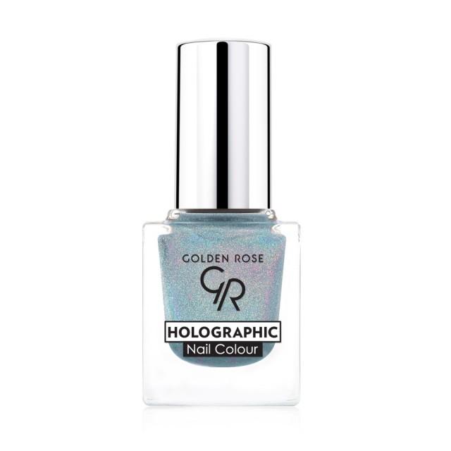 GR Лак за нокти Holographic