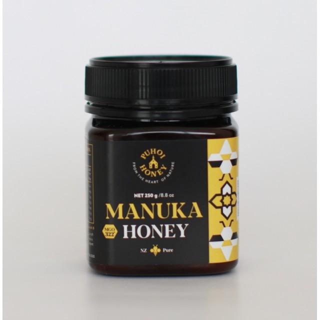 Новозeландски мед от Манука